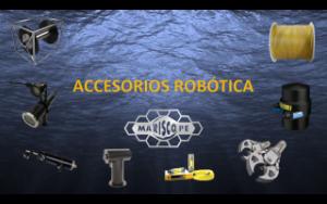 Accesorios Robótica