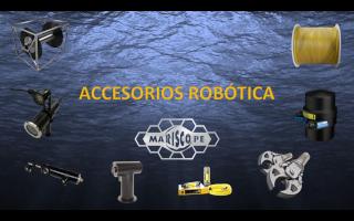 En venta accesorios para robótica: