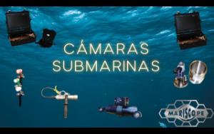 Cámaras submarinas