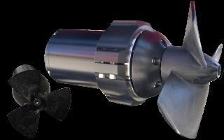 Mariscope equipa con motores magnéticos