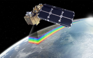 Datos satelitales del programa Copernicus revelan cambios en el tráfico marítimo del sur de Chile
