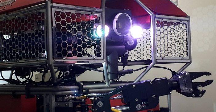 UCN adquiere equipo ROV Commander MK III SF