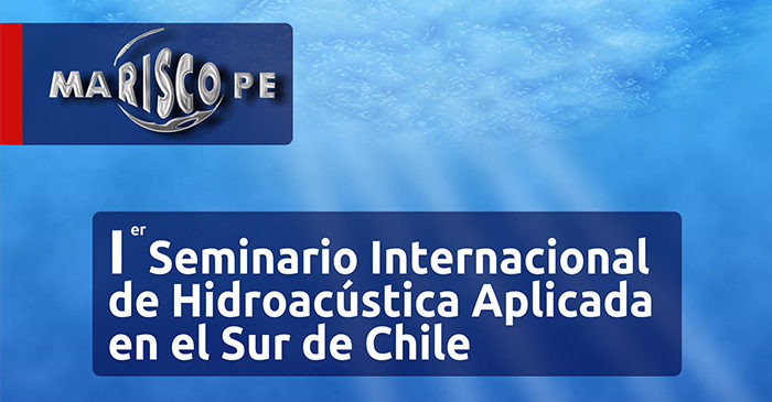 Primer Seminario Internacional de Hidroacústica