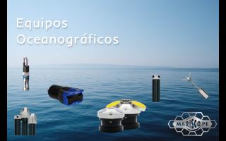 Equipos oceanográficos